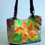 Imann Handbags- James Sands- Lemongrass Designs Purse Making Class