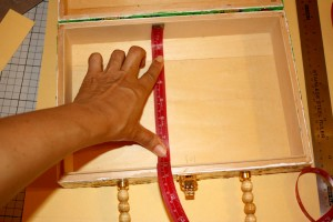 Measuring for Lining