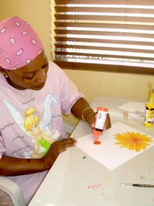 Paint a Daisy