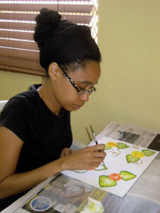 Fabric Painting Class