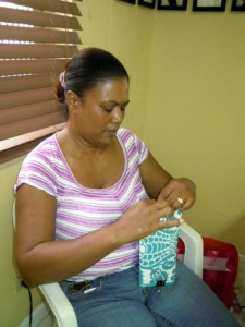 Purse making class Nassau