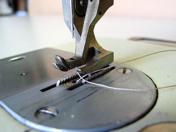 what is a sewing machine walking foot