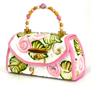 Make a stiff purse- Structured Handbag Course