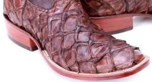 Fish Skin Boots