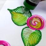 Choosing fabric paints