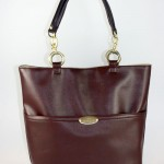 Making a Leatherette Tote