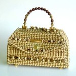 Embellish Your Straw Bag