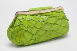 Salmon Skin – The New Glamorous Leather